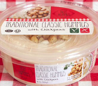 Traditional Classic Hummus